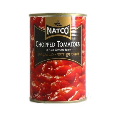 Tomatoes Chopped Full Case