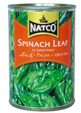 Spinach Leaf Full Case