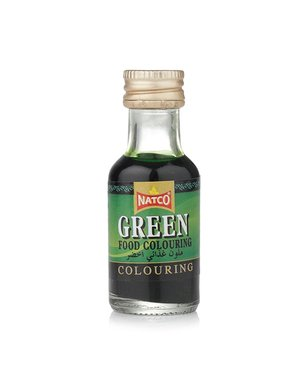 Green Food Colouring - Liquid