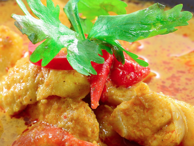 Keralan fish curry