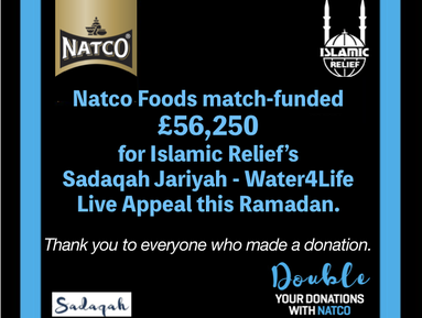 Ramadan with Islamic Relief